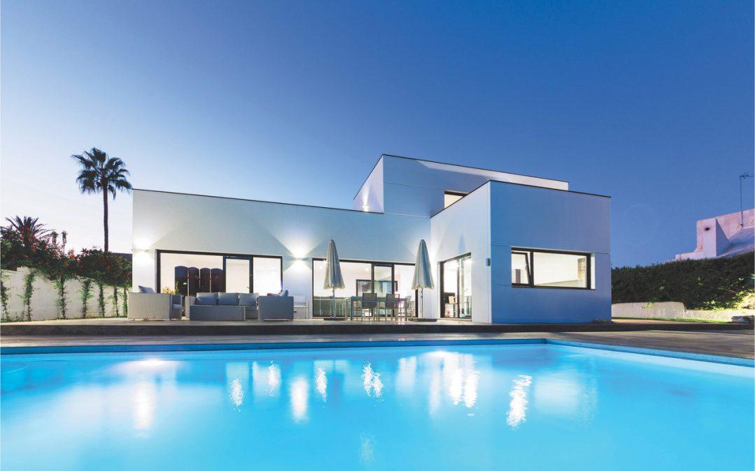 Casas de estilo Minimalista