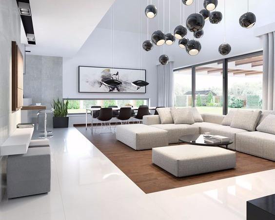 La luz en una vivienda y una adecuada iluminación